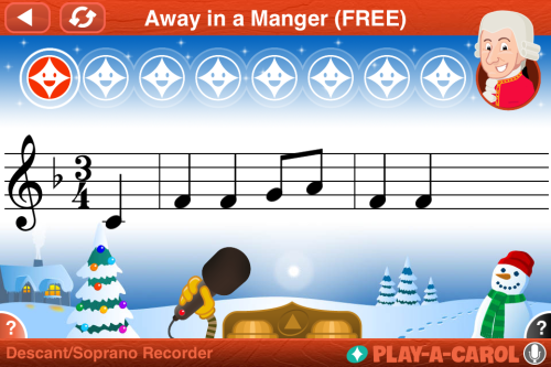Play-a-carol-screenshot